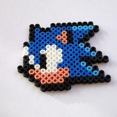Sonic the Hedgehog Pixel Fridge Magnet