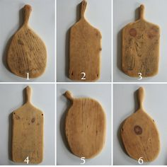 chopping board shapes
