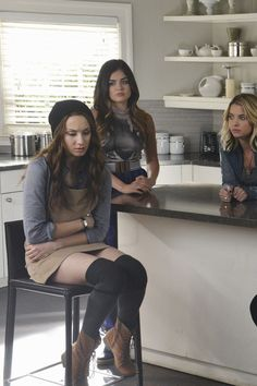 Spencer Hastings in Pretty Little Liars S05E06
