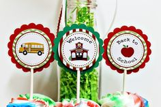 welcome teachers back to school ideas - Google Search