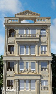 Architectural Design House Plans, Modern Architecture House, Facade Architecture, Classic House Exterior, Classic House Design, House Outside Design, House Front Design, Bungalow House Design, Duplex House