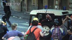 La famiglia di Carlo Giuliani, il giovane ucciso in piazza Alimonda il 20 luglio 201, tenta la causa civile per accertare la verità sulla morte del figlio. Il padre Giuliano mostra al Secolo XIX tutti i filmati di quella giornata