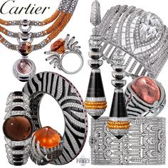 Cartier - L'Odysee de Cartier High Jewellery collection
