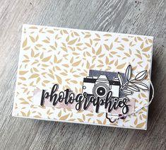 Album Photo Scrapbooking, Mini Albums Scrapbook, Boite Explosive, Mini Album Scrap, Diy Projects To Try, Cards, Album Photos, Minis, Collections
