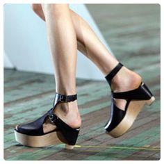 """3.1 Phillip Lim """"""""X""""""""-Cellent Platform Sandals"""