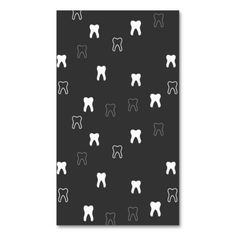 Dental Business Card Standard Business Cards