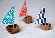 hickory nut sail boats