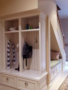 Staircase Ideas Product | ... Beneath Step Storage Picture 01 Under Stair Storage Ideas – Noctomic