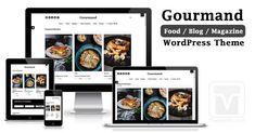 Gourmand Theme is brand new, classy WordPress theme dedicated to food blogs. Stylish and highly practical, it is meant to help foodies display their recipes in a beautiful manner. Cool Themes, Best Wordpress Themes, Manners, Good Food, Food Blogs, Foodies, Blogging, Recipes, Classy