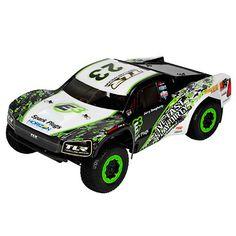 #rcxceleration #rccars Losi Ten-SCT 4WD Nitro Short Course Truck RTR 1/10