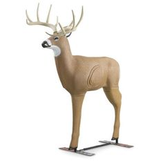 Shooter-Buck-3D-Deer-Archery-Bow-Crossbow-Target-Field-Hunting-Practice-Portable