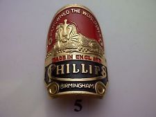 PHILLIPS Cycles Head Badge