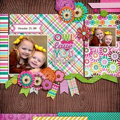 Scrapbook.com Layout Gallery