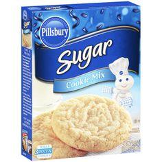 Pillsbury Sugar Cookie Mix, 17.5 oz Pillsbury Halloween Cookies, Pillsbury Sugar Cookies, Sugar Cookie Dough, Palestinian Food, Baking Supplies, Gourmet Recipes, Appetizer Recipes, Cookie Recipes, Delicious Desserts