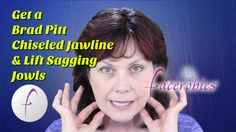 Chiseled Jawline for Men | Lift Sagging Jowls for Women Face Exercise | ...