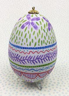 Eggs * Sweet Violets