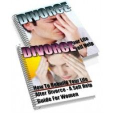 Divorce How To Rebuild Your life This book will give you the basic steps required in recovering from divorce, how to accept your circumstances, recover from the hurt and grow as a person with Master Resale Rights + Graphics + Sales Website How To Accept Yourself, Divorce, Relationships, Ebooks, This Book, Life, Relationship, Dating
