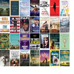 """Wednesday, June 14, 2017: The Montgomery County-Norristown Public Library has 24 new bestsellers, four new audiobooks, one new music CD, 73 new children's books, and 79 other new books.   The new titles this week include """"Camino Island: A Novel,"""" """"Make Your Bed: Little Things That Can Change Your Life...And Maybe the World,"""" and """"The Vanishing American Adult: Our Coming-of-Age Crisis--and How to Rebuild a Culture of Self-Reliance."""""""
