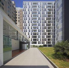 Cipreses Residential Complex / Juan Carlos Doblado + Nómena Arquitectos
