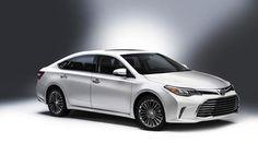 2016 Toyota Avalon - 2015 Chicago Auto Show
