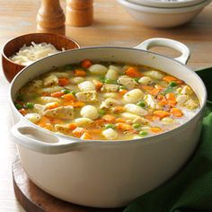 Turkey Gnocchi Soup- bet this would be good with leftover thanksgiving turkey
