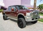 2006 Ford F-250 King Ranch Lifted Truck