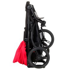 """Mountain Buggy mini stroller stand fold (only 28"""" tall!)"""