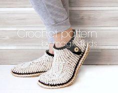 Crochet boots pattern crochet boots with soles women por magic4kids