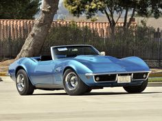 1969 Corvette Stingray L88 427 Convertible | Flickr - Photo Sharing!