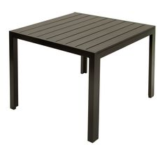 Cosco Open-air 35.4 Resin Slat Dining Table