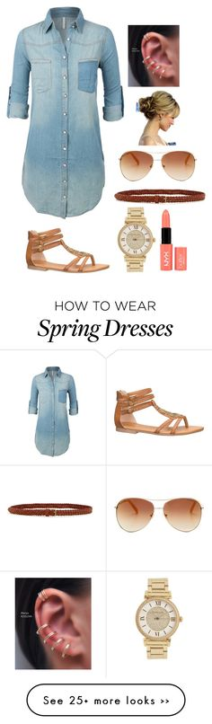 """Cute Summer/Spring"" by teenblogfashion on Polyvore"