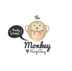 Monkey Kang Gary (Monday Stress!) - Dooodlee | Dooodlee