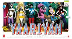 Latest Bollywood Movie Yaariyan (2014) box office collection report on http://zeewiki.blogspot.in/2014/01/yaariyan-box-office-collections-hit-or-flop.html