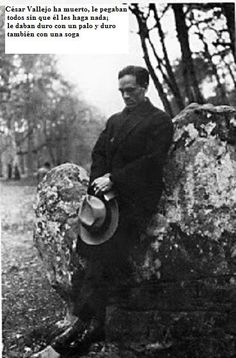 Black Stone Over a White Stone: Poems by César Vallejo and Donald Justice