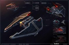 Star Wars the Old Republic- SWTOR concept Art by Ryan Denning Sith Imperial - Star Wars Ships - Ideas of Star Wars Ships - Star Wars the Old Republic- SWTOR concept Art by Ryan Denning Sith Imperial Spaceship Design, Spaceship Concept, Concept Ships, Star Wars Sith, Star Wars Rpg, Star Destroyer, Maquette Star Wars, V Wings, Nave Star Wars