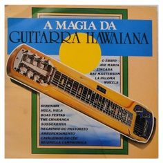 #A #Mágica da #Guitarra #Hawaiana - #vinil #vinilrecords #trilhasonora #music #movie
