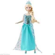A must have for the Elsa Fan.  Let it Go!!