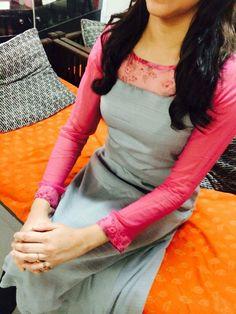 Trend Tattoo: latest churidar neck patterns … – Tattoo World Designer Salwar Kameez, Designer Kurtis, Salwar Designs, Kurta Designs Women, Kurti Designs Party Wear, Chudidhar Designs, Chudidhar Neck Designs, Dress Neck Designs, Indian Blouse Designs