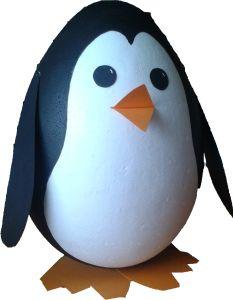 Stiekem vinden we 'm zelf superschattig, deze Pinguin surprise...