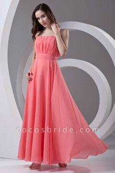 #girls#dresseswomen#perfect#bridesmaiddress#Cocosbride Wedding Party Dresses, Bridesmaid Dresses, Prom Dresses, Formal Dresses, Strapless Dress Formal, Long Ball Dresses, Chiffon, Mother Of The Bride, Bridal Gowns