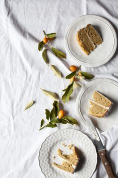 Citrus Cake | Photography and Styling by Sanda Vuckovic