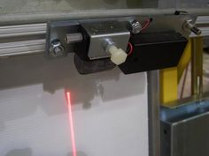 Laser guide for Saw Trax Panel Saws on sale at aardvarktool.com