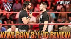 WWE Raw 8/1/16 Review: Randy Orton Strikes Brock Lesnar With An RKO, Seth Rollins & Finn Balor Face Off  Support My Patreon! Become A Member Of #TeamJD!  ► http://www.patreon.com/JDfromNY206  The latest Wrestling News, WWE News, TNA news, ROH News and all things pro wrestling. Providing breaking news, wrestling analysis, reviews, results, spoilers, rumors and more.  WWE Off The Script On PODBEAN, Stitcher, AudioBoom & iTunes!  PodBean ► http://jdfromny.podbean.com/  iTunes ►…