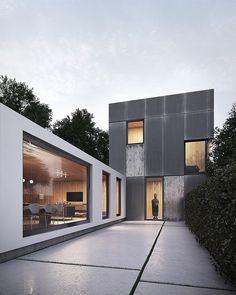 Villa N by Daou George