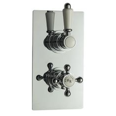 Found it at Wayfair.co.uk - Traditional Twin Concealed Thermostatic Valve