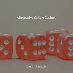 Plötzlich ist es nicht mehr möglich in eurem Lieblingscasino zu spielen? Es gibt aber immer noch gute Alternativen. Mehr auf casinotest.de! #casinotest_de #casinotest #lizenz #onlinecasino #casino #alternativecasinos Online Casino, Alternative, Make It Happen, Playing Games