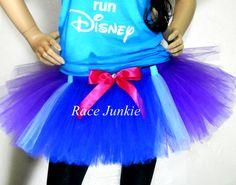 Princess Anna Frozen  9 inch Atheletic tutu Disney by RaceJunkie, $34.95