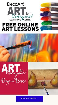 This series of easy-to-follow videos goes deeper, into more advanced concepts and techniques, to inspire any Artist or Maker, regardless of ability or experience. Tertiary Color, Georges Seurat, Art Basics, Impressionist Artists, Principles Of Art, Glitter Paint, Arts And Crafts Projects, Learning Centers, Art Journal Pages