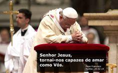 Blog de Santo Afonso: Os Exercícios Espirituais do Papa: a primeira vez ...