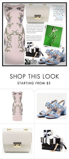"""SheIn #4"" by almedina-86 ❤ liked on Polyvore featuring Burke Decor, GALA and shein"